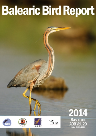 Balearic Bird Report 2014