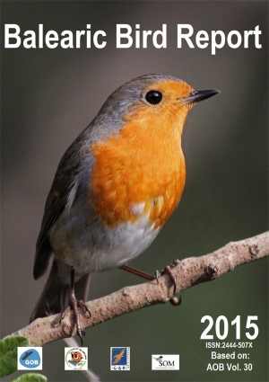 Balearic Bird Report 2015