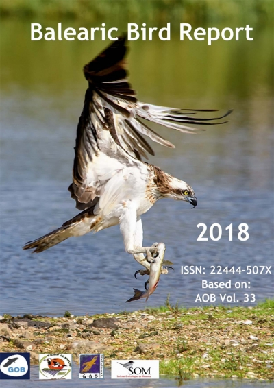 Balearic Bird Report 2018